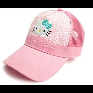 Hello Kitty Adjustable Cap